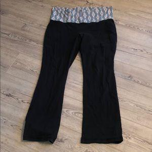 Mossimo Size XL Yoga Pants